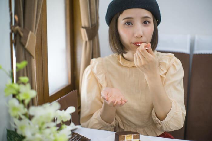 えまちゃん銀座ウエスト ginza west Ema tanioku_cake2