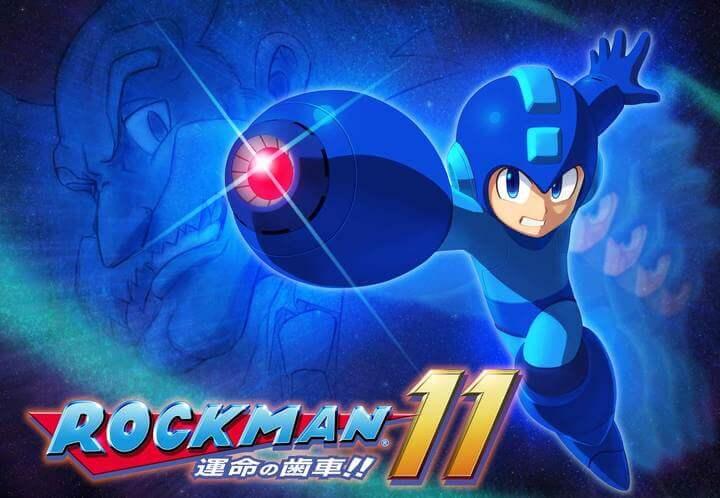 ロックマン Rockman Megaman