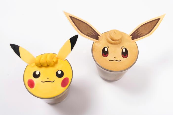 ピカチュウ イーブイ カフェ Pikachu Eevee cafe 皮卡丘 伊布也8