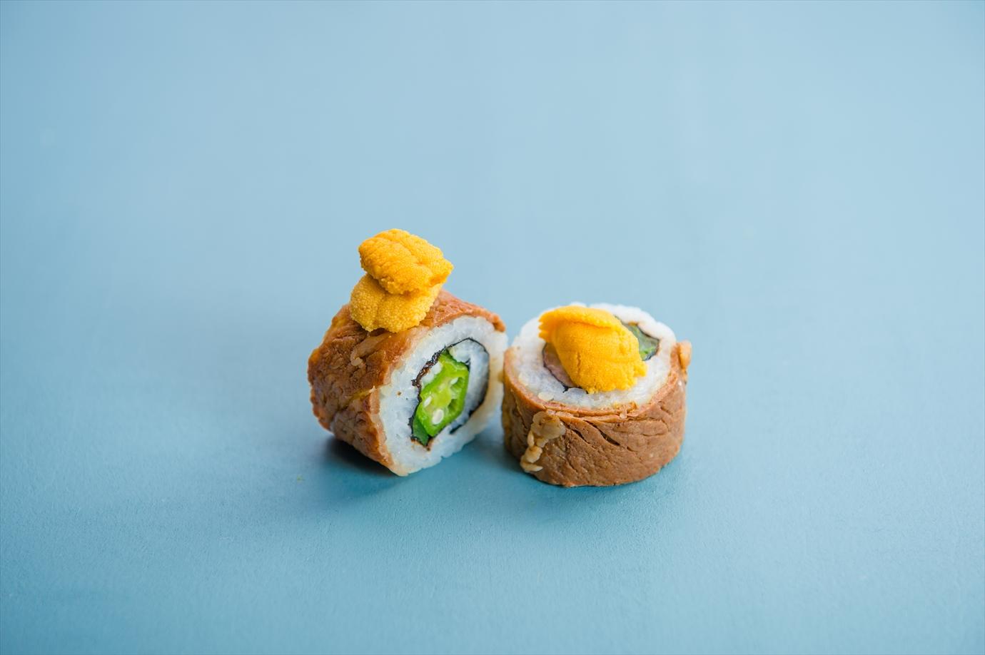 shari-the-tokyo-sushi-bar%e3%80%90%e3%83%ad%e3%83%bc%e3%83%ab%e5%af%bf%e5%8f%b8%e3%80%91%e7%89%9b%e7%82%99%e3%82%8a%e3%83%ad%e3%83%bc%e3%83%ab-%e7%94%9f%e9%9b%b2%e4%b8%b9%e6%b7%bb%e3%81%88