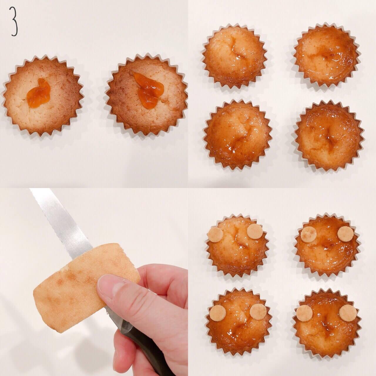 レシピ スイーツ recipe sweets 食譜 甜點 プーさん Winnie the Pooh 小熊維尼