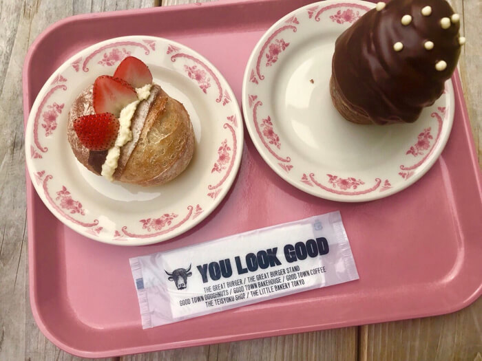 The little bakery Tokyo9
