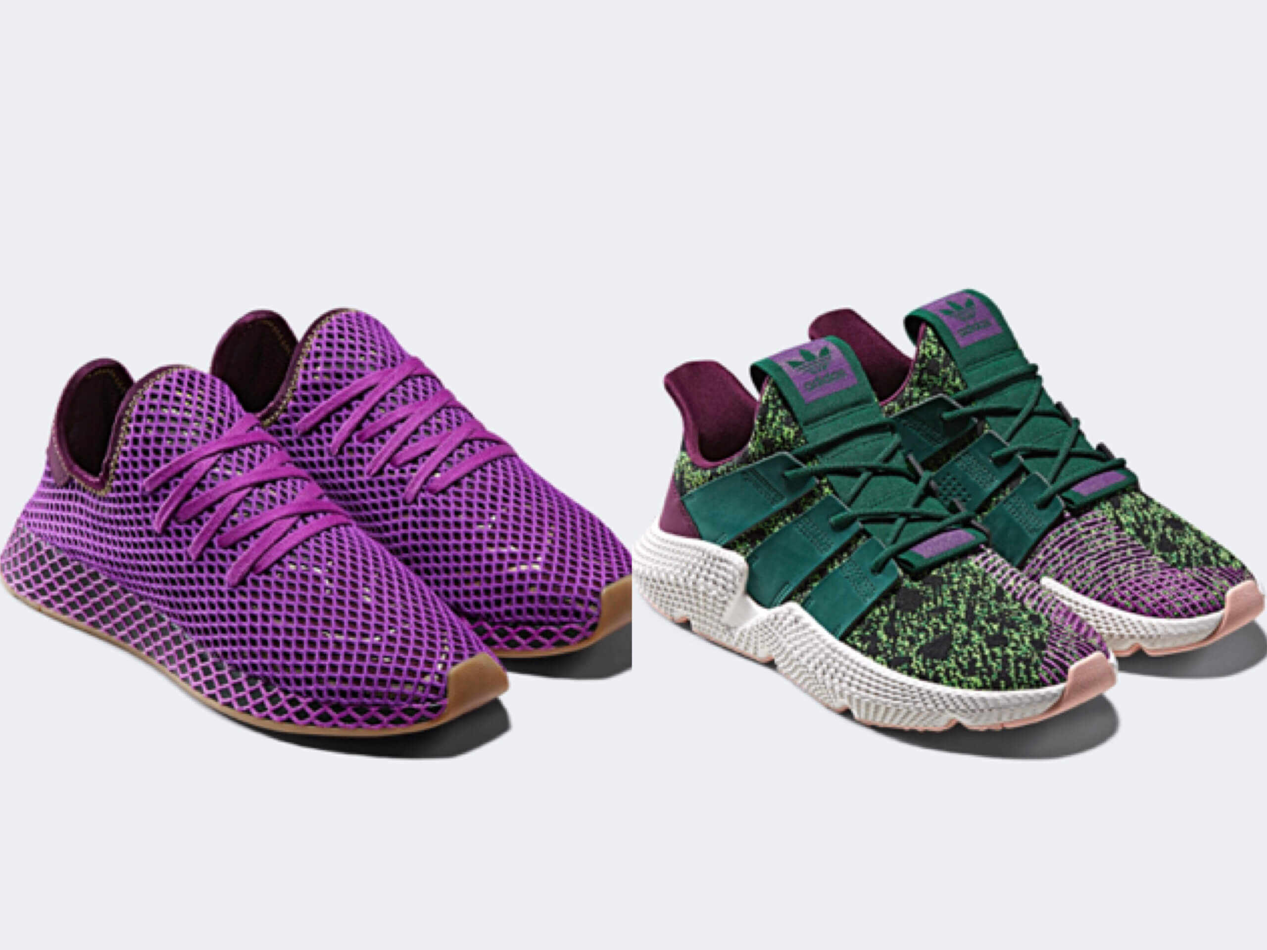 By On Be Gohan Released Dragon Z Originals Adidas To amp; Cell Ball RnSwqIFax