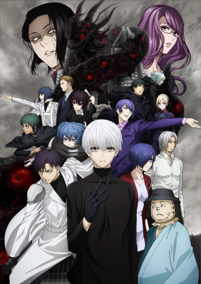 In recent news for the franchise it has been announced that an album featuring select music from the series will be released titled tokyo ghoul authentic