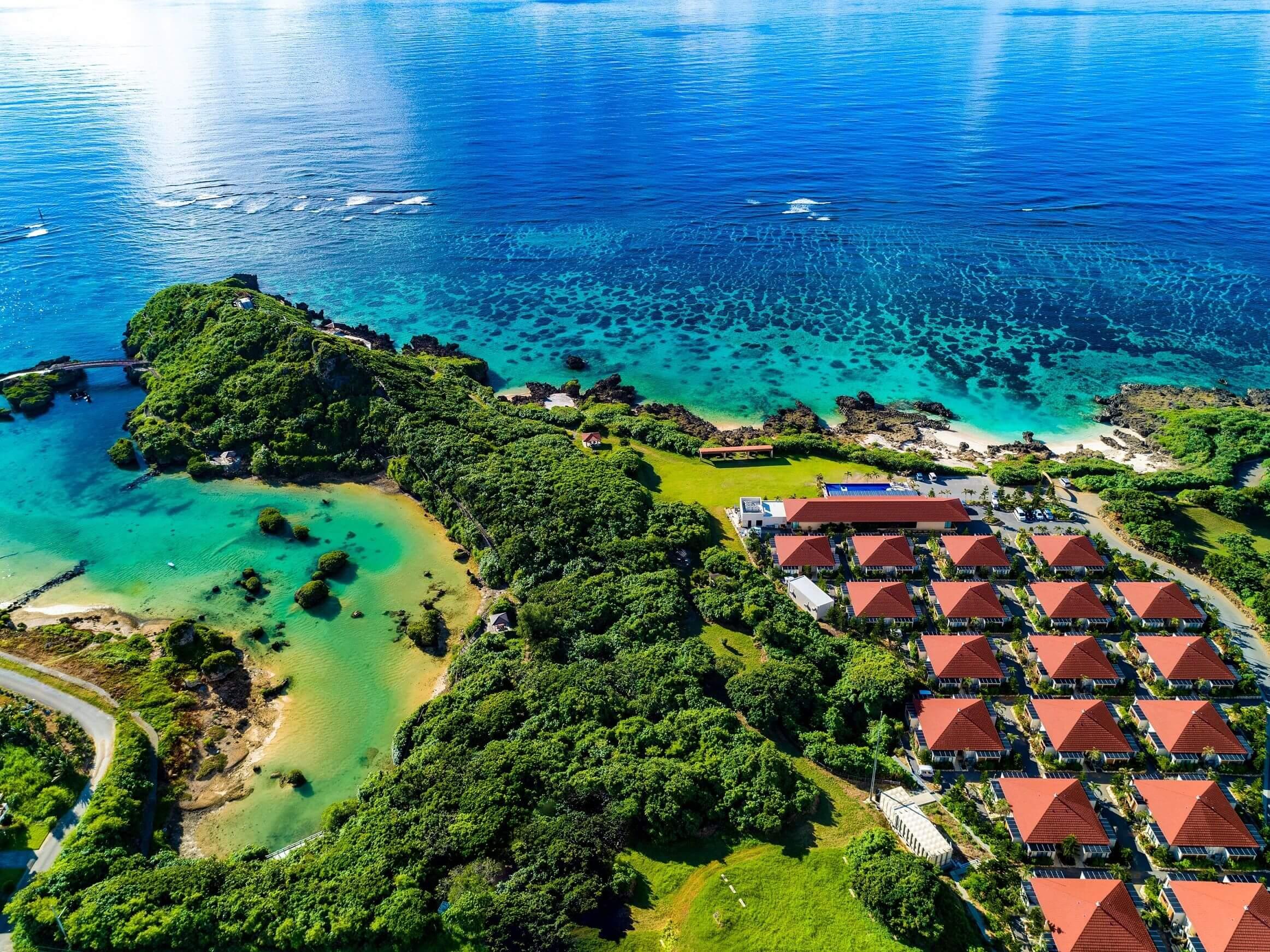 沖縄 宮古島の美しい海と絶景を堪能 ヴィラ アラマンダ インギャー