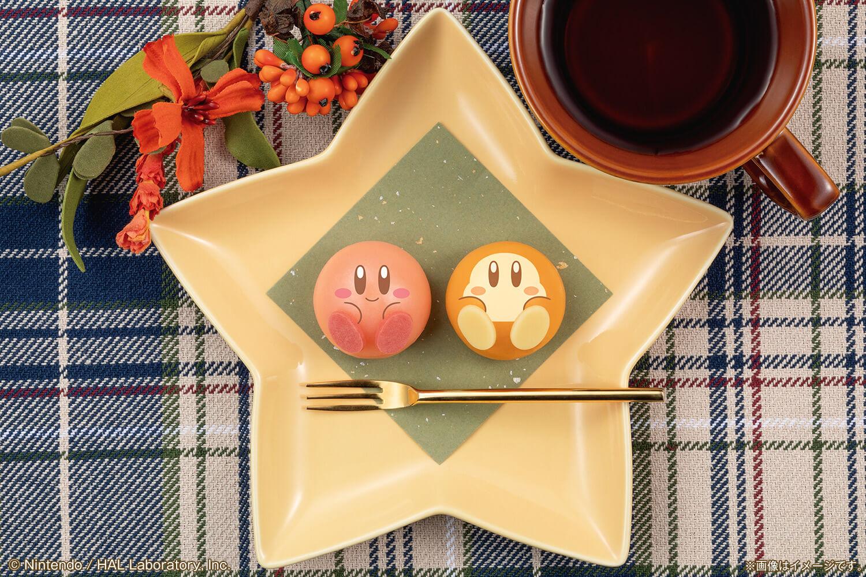 カービィ ワドルディ 食べマス和菓子 Kirby Waddle Dee sweets 星之卡比