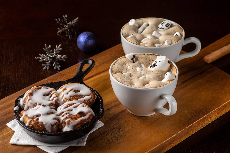 グランドハイアット クリスマス ホットチョコレート1