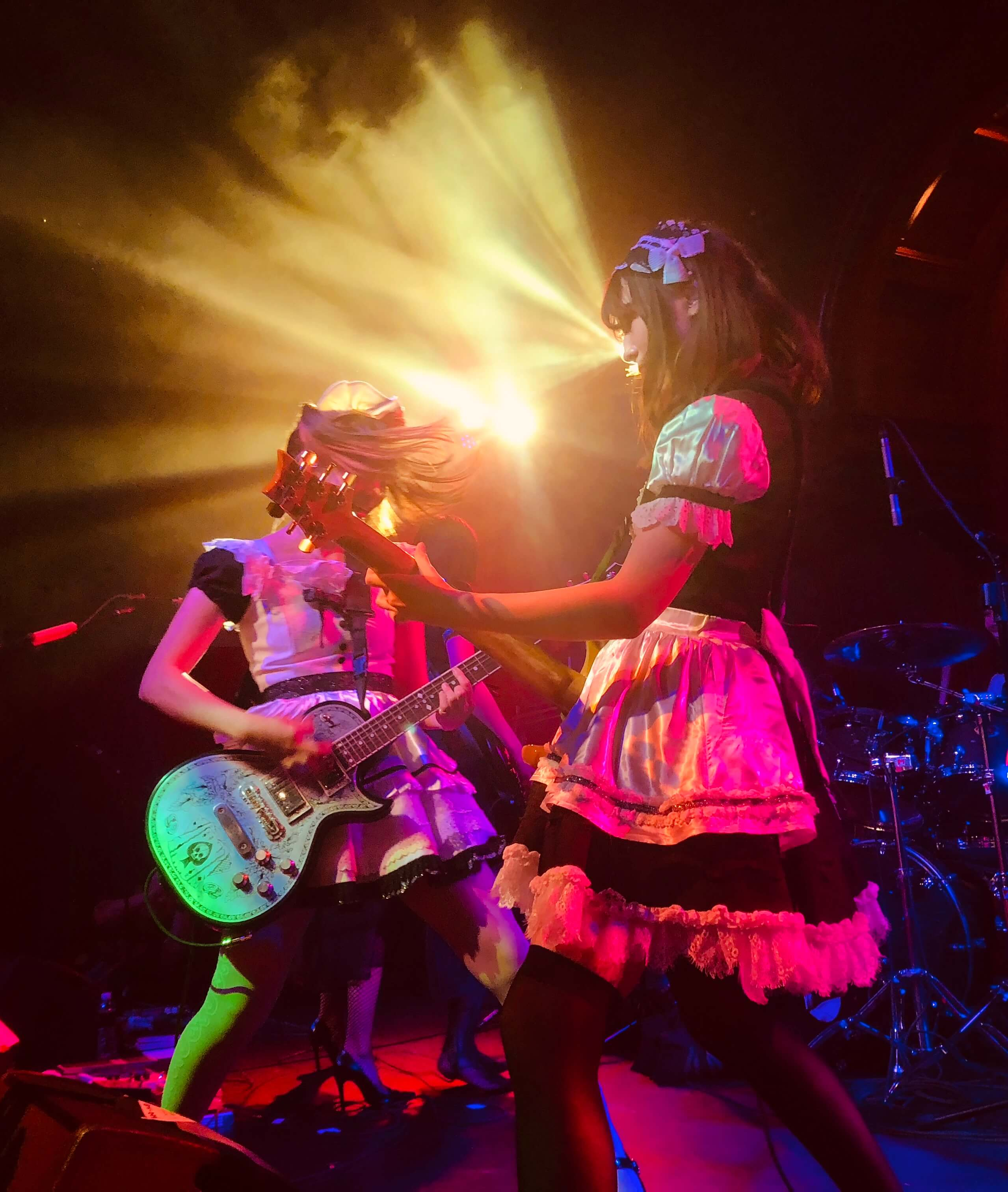 Concert Review: BAND-MAID's First US Solo Show a Huge
