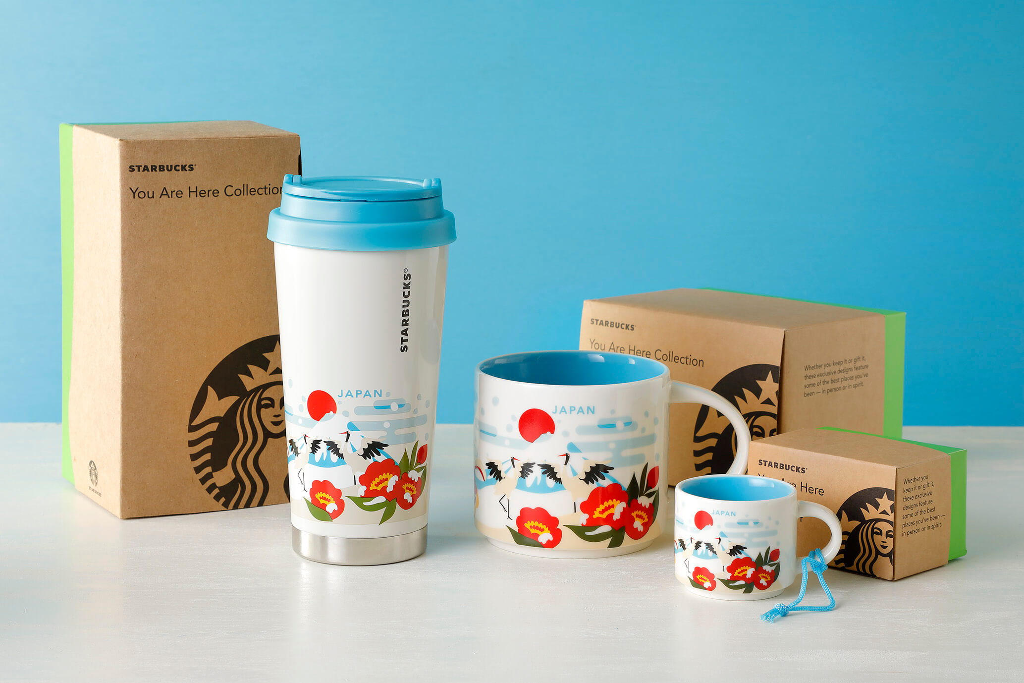 Starbucks Christmas Cups 2019.Starbucks Japan Releases Winter Themed Mugs Tumbler From