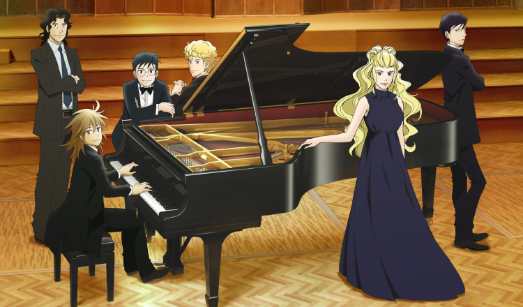 Image result for forest of piano season 2