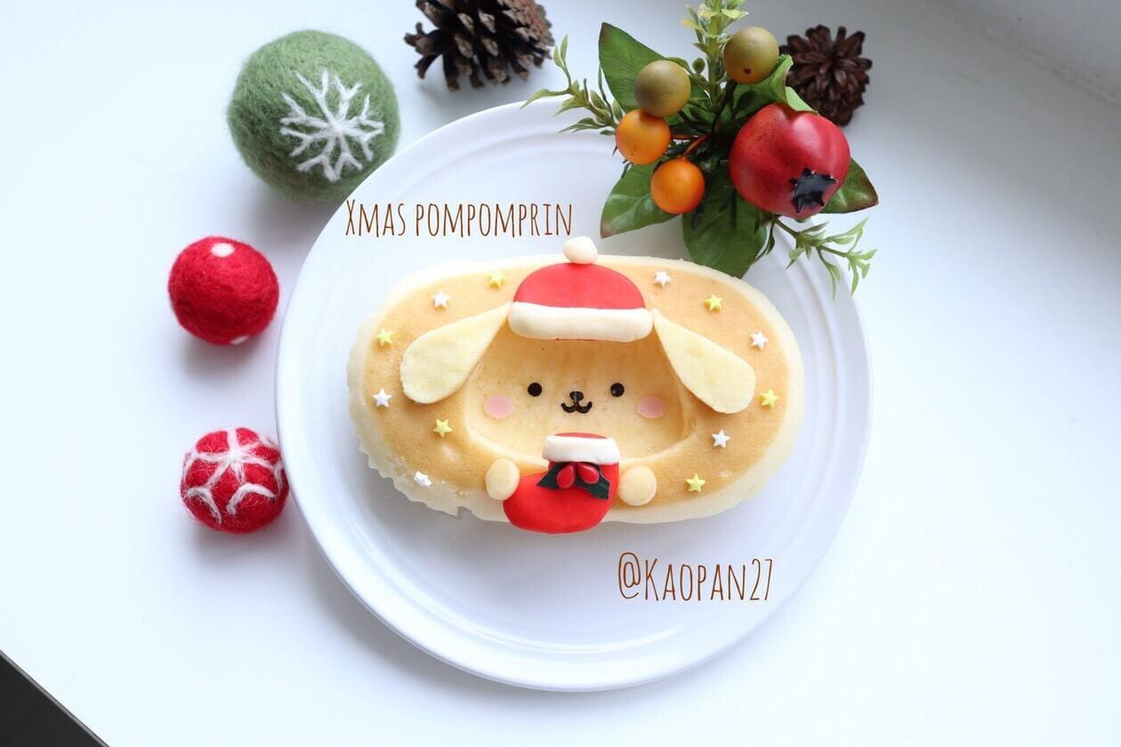 ポムポムプリン スイーツ レシピ pompompurin Sweets Recipe 布丁狗 甜點 食譜58