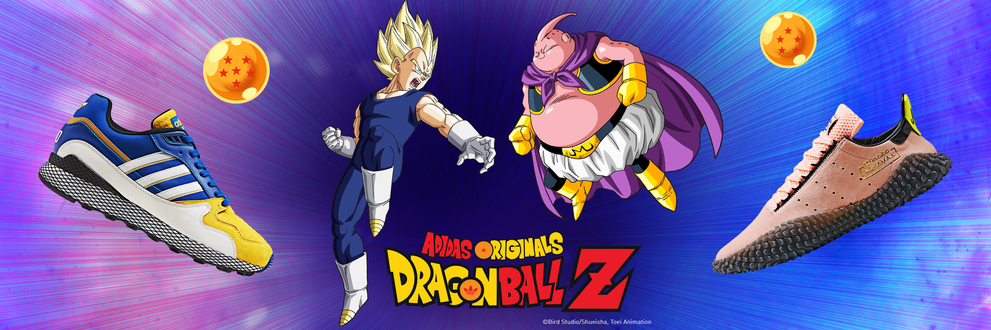 6479bd107 The next two pairs fans can look forward to are the OREGON ULTRA TECH DB s  and KAMANDA 01 DB s inspired by Vegeta and Majin Buu respectively.