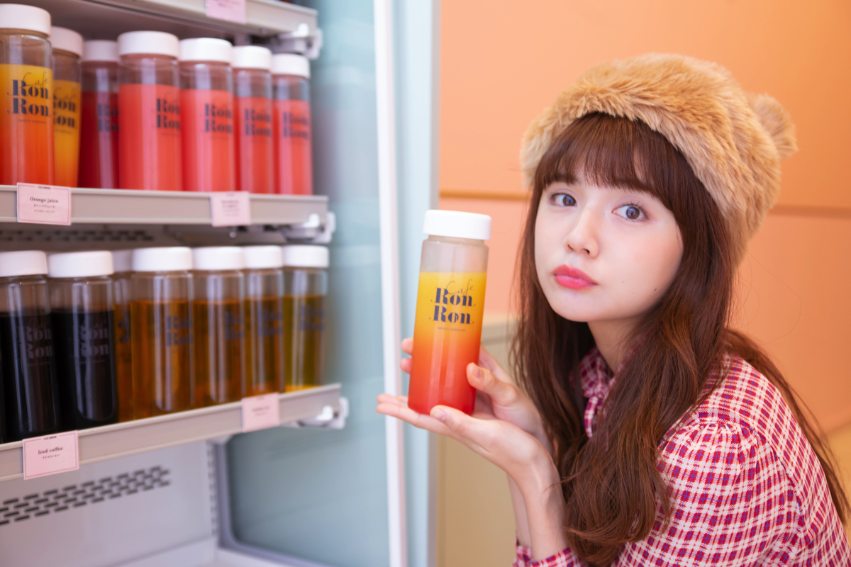メゾンエイブル カフェロンロン cafe ron ron 村田倫子