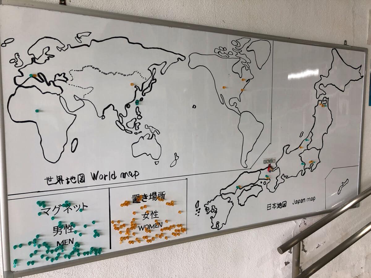 京都 Kyoto travel sightseeing オススメ_天橋立 Amanohashidate map 地図