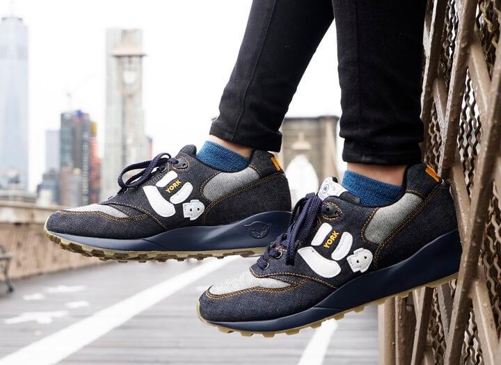 にゅ ニューヨーク スニーカー Nyu Sneaker__2