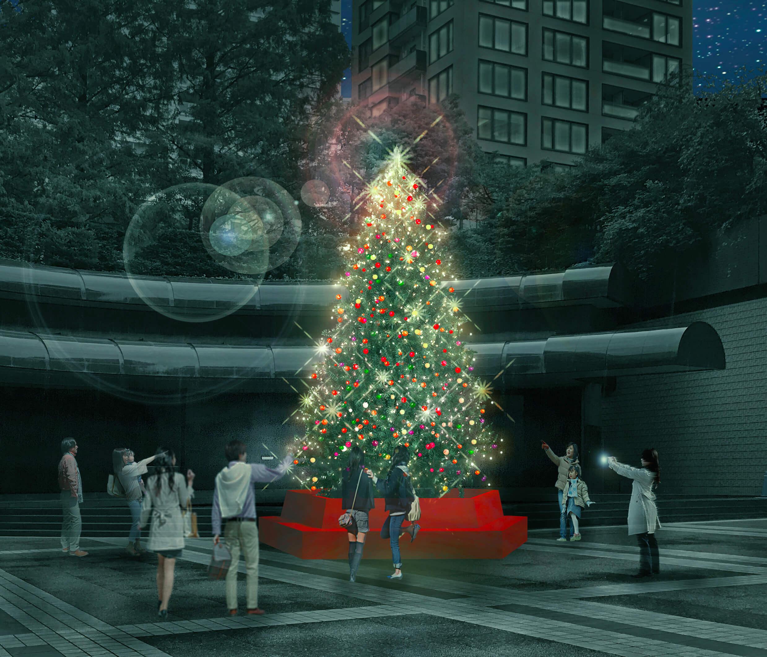 ARK HILLS CHRISTMAS 2018(アークヒルズ クリスマス)