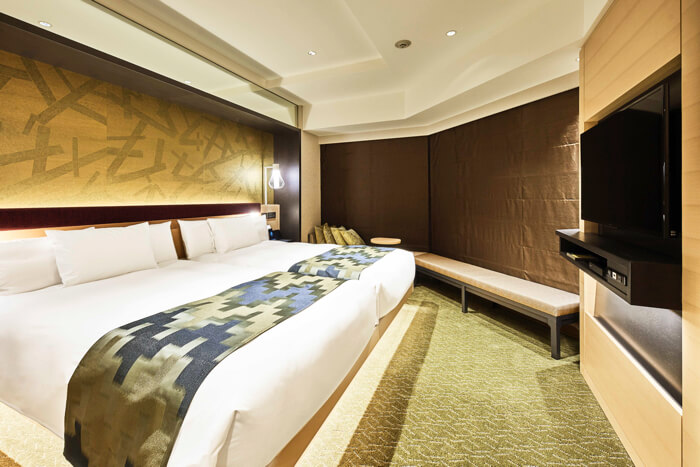 ホテル1899東京 hotel1889tokyo コーナーデラックスツイン(夜)