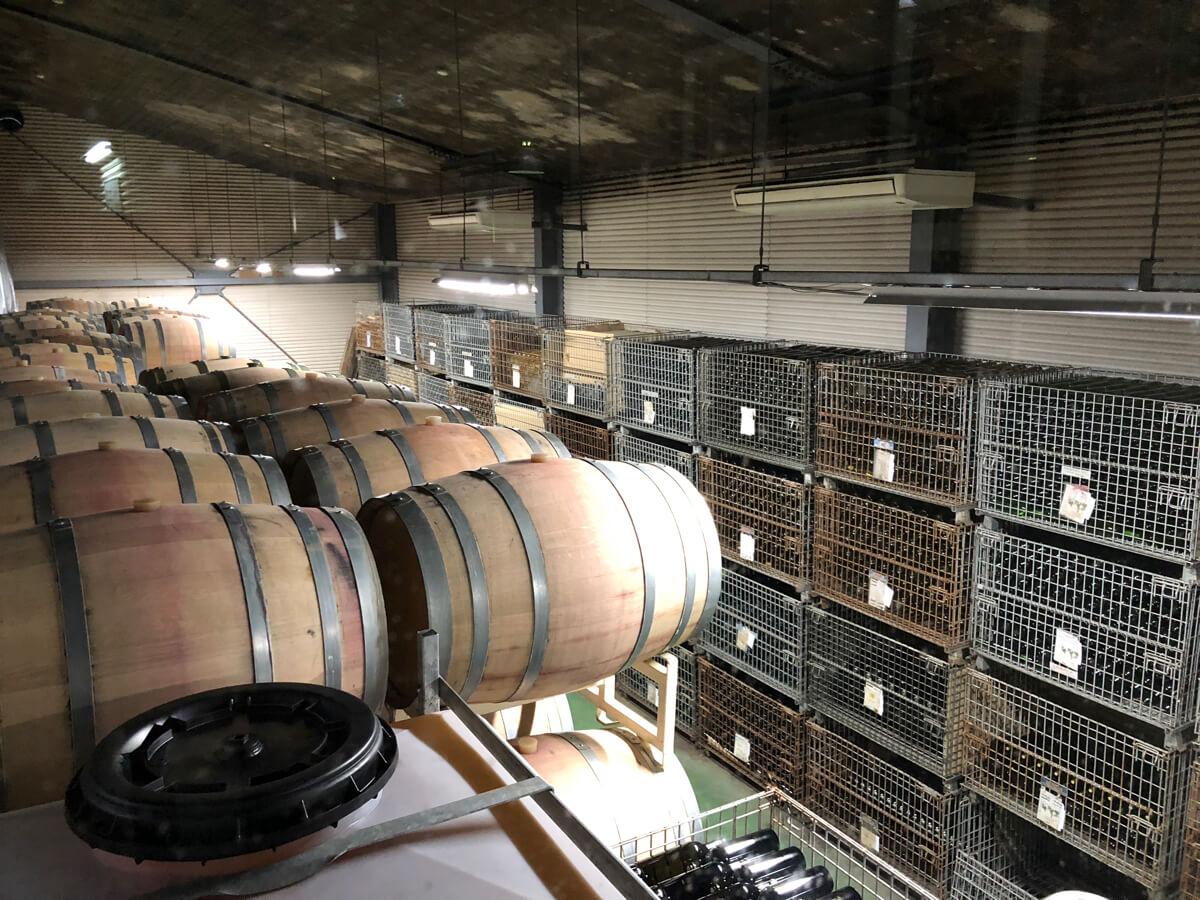 ワイナリー2 京都 丹波ワイン kyoto tannamiwinne