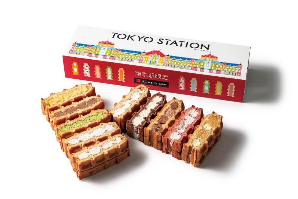 GRANSTA グランスタ 東京駅 Tokyostation ワッフル10個セット