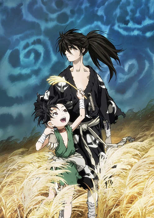 QUEEN BEE Release New Visual for TV Anime Dororo Opening Theme 'Kaen