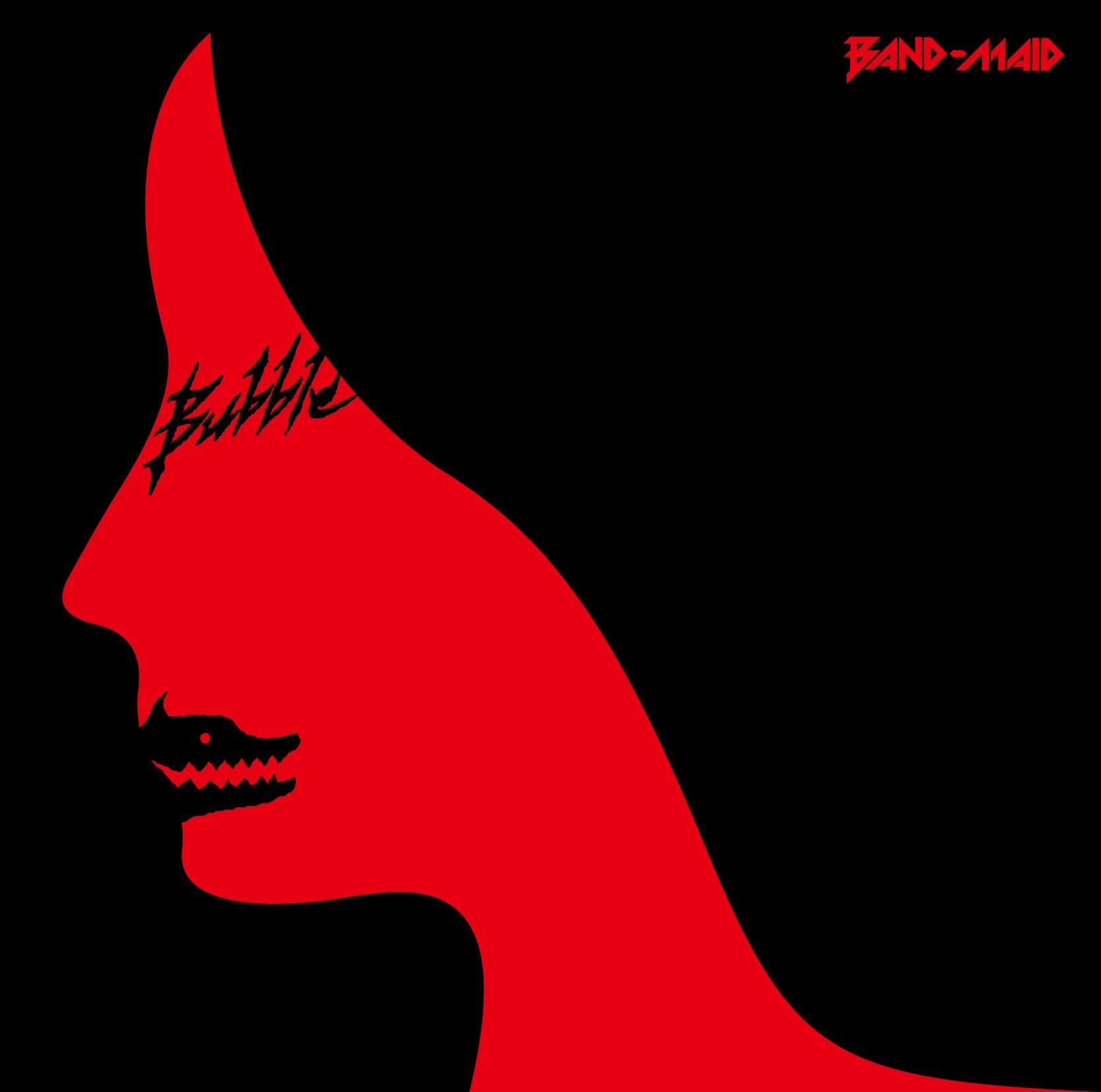 BAND-MAID「Bubble」
