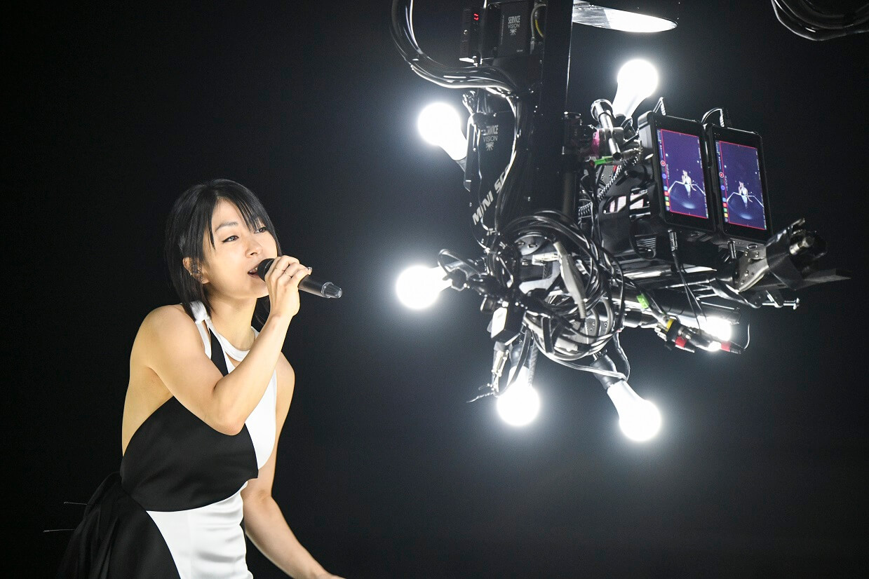 Hikaru Utada Laughter in the Dark Tour 2018 – 光 & 誓い – VR3