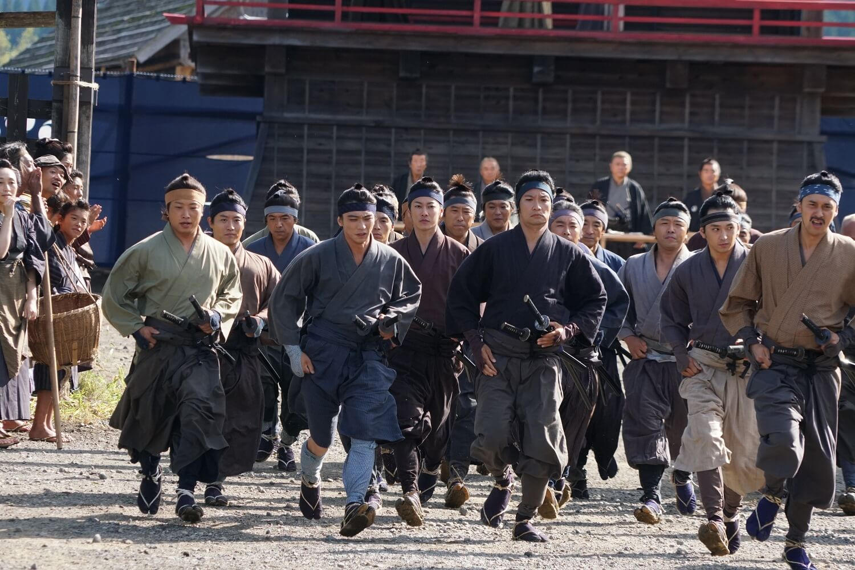 サムライマラソン samurai marathon