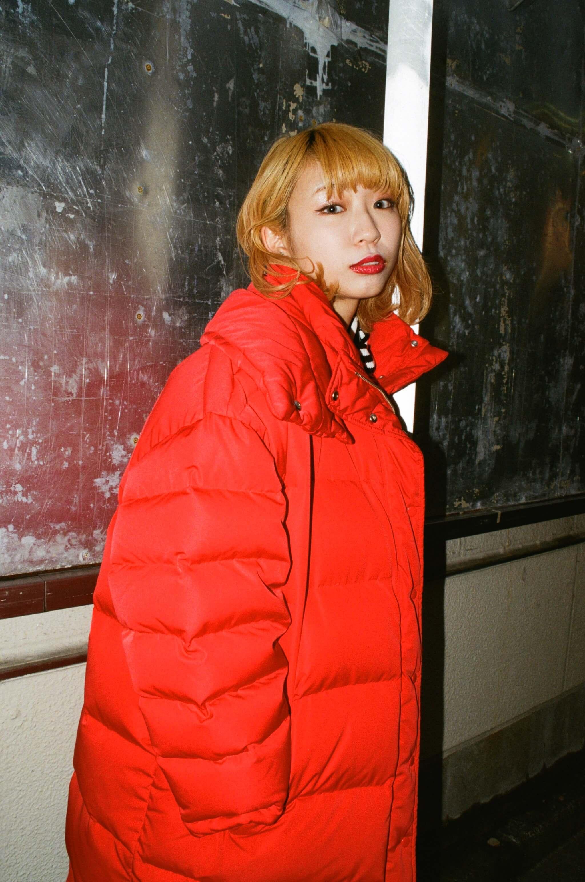 Rikako Oya 大矢梨華子 ootd fashion snap_私服2