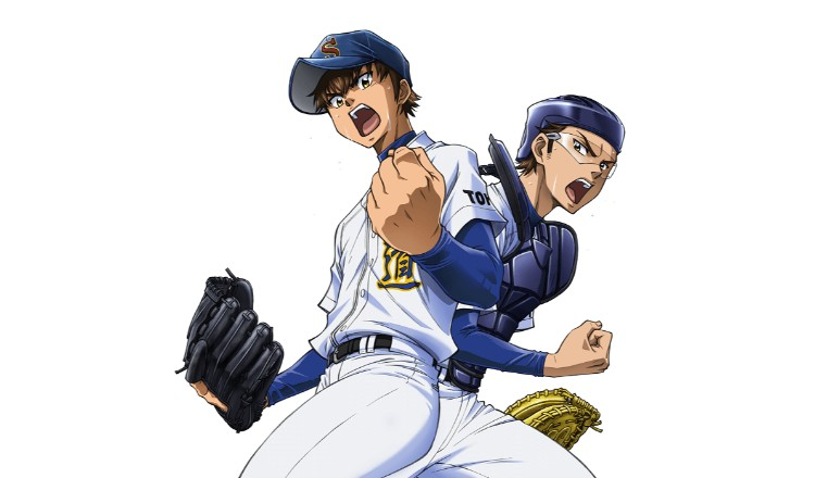 ダイヤのA Ace of Diamond 鑽石王牌 top