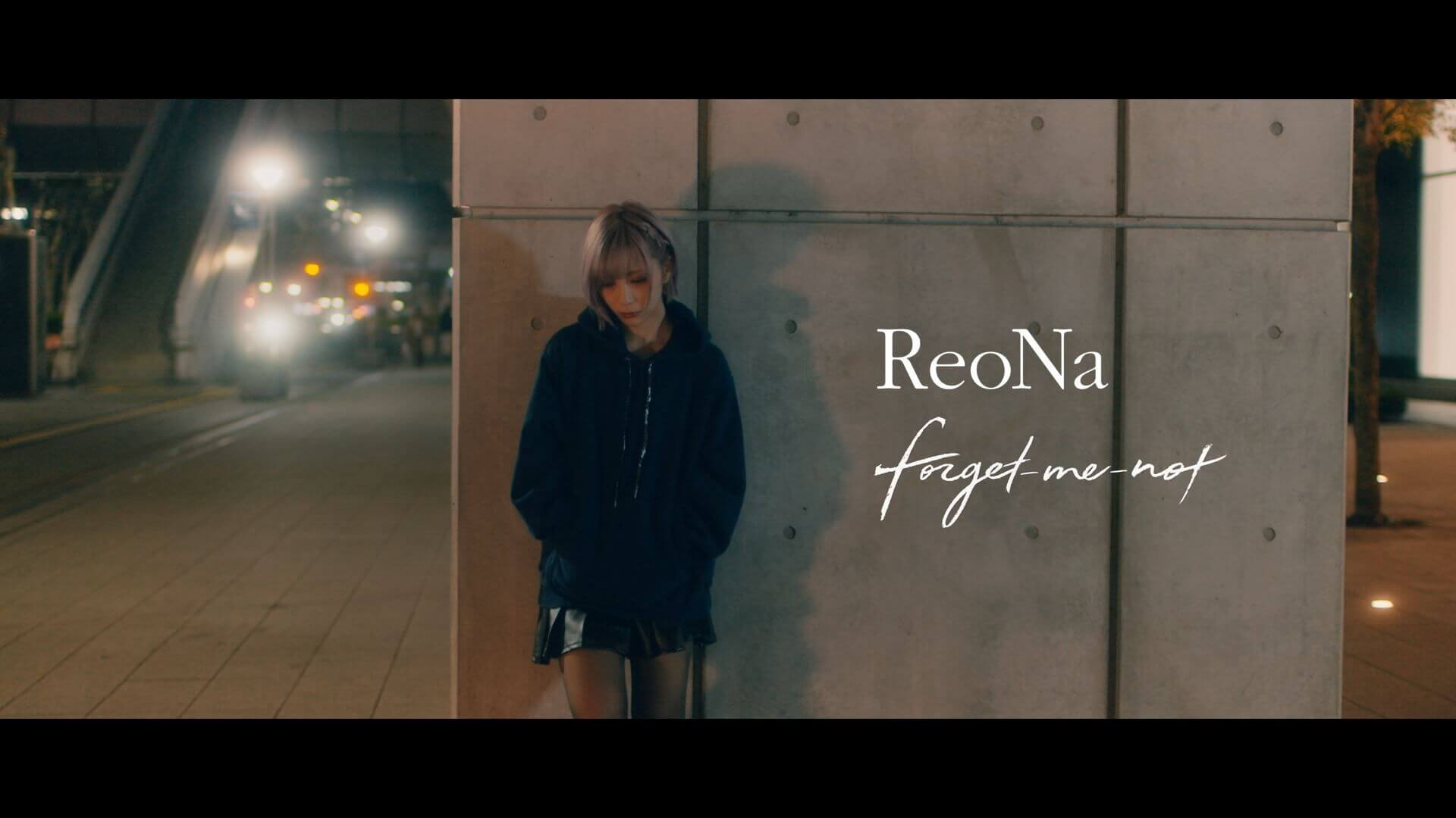 ReoNa forget me not