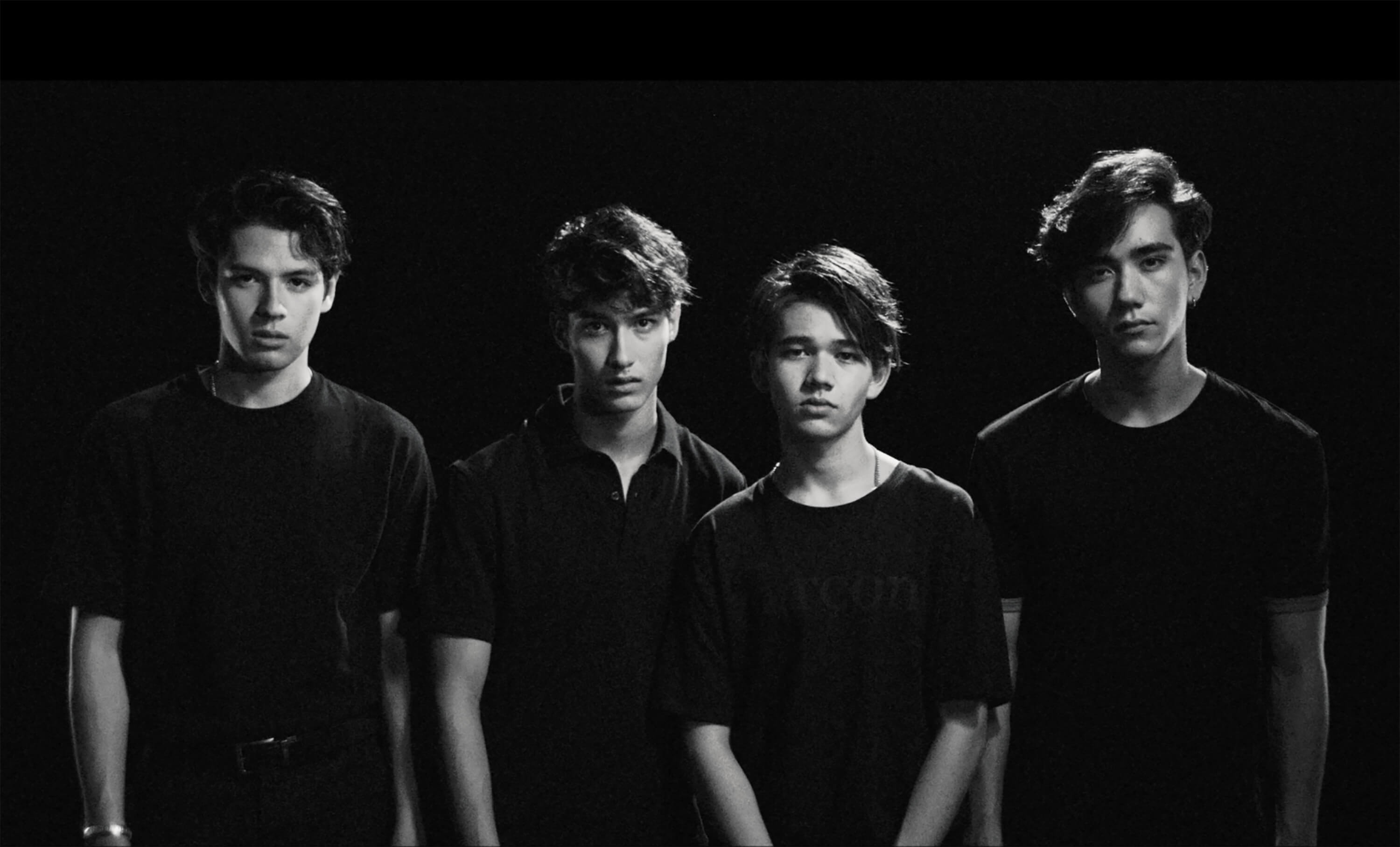 Japanese-American Boy Band INTERSECTION Release Self