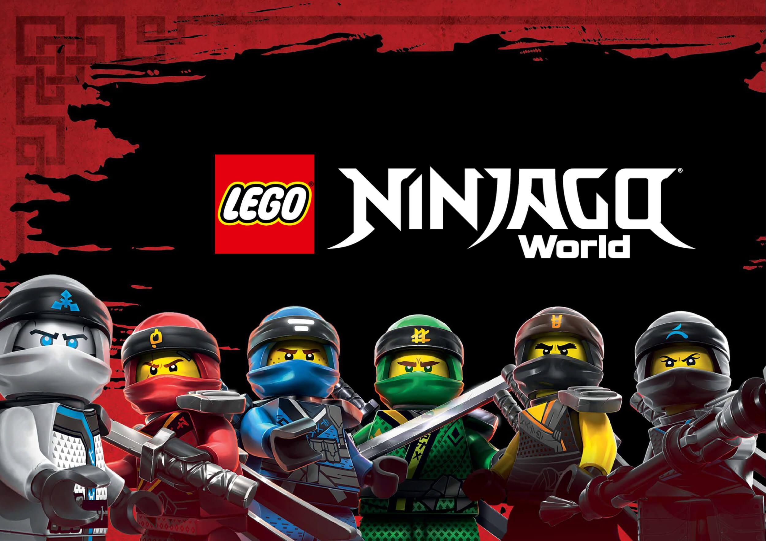 レゴ ニンジャゴー・ワールドLEGO NINJAGO World