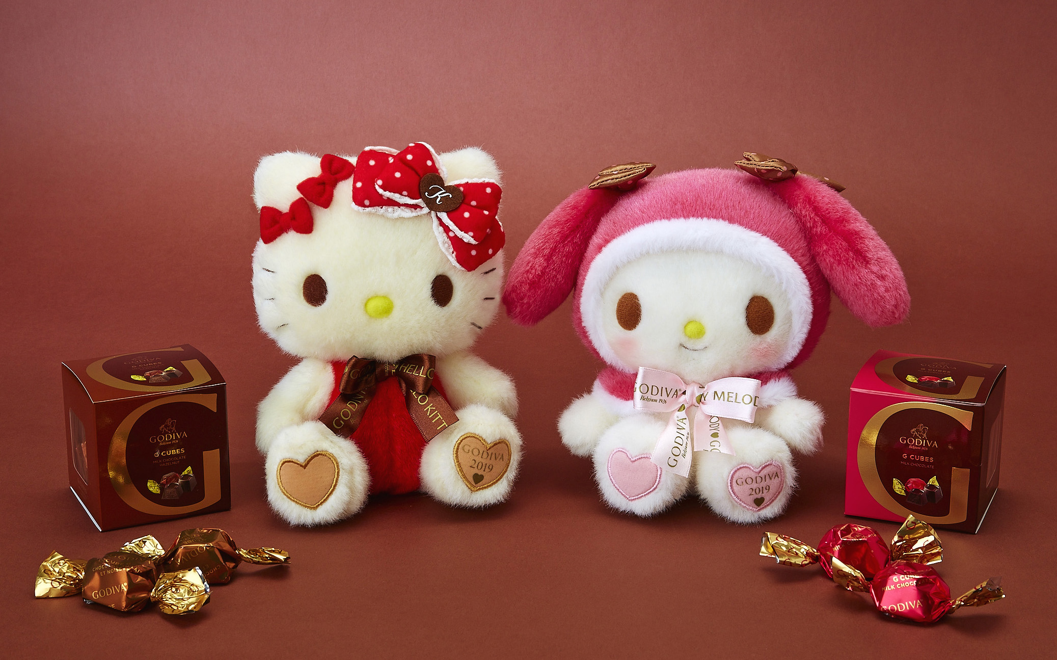 672894a4c Hello Kitty & My Melody Gift Sets by GODIVA Released at Sanrio ...