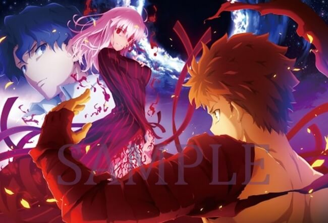 「Fate:stay night [Heaven's Feel]」Ⅱ.lost butterfly 3