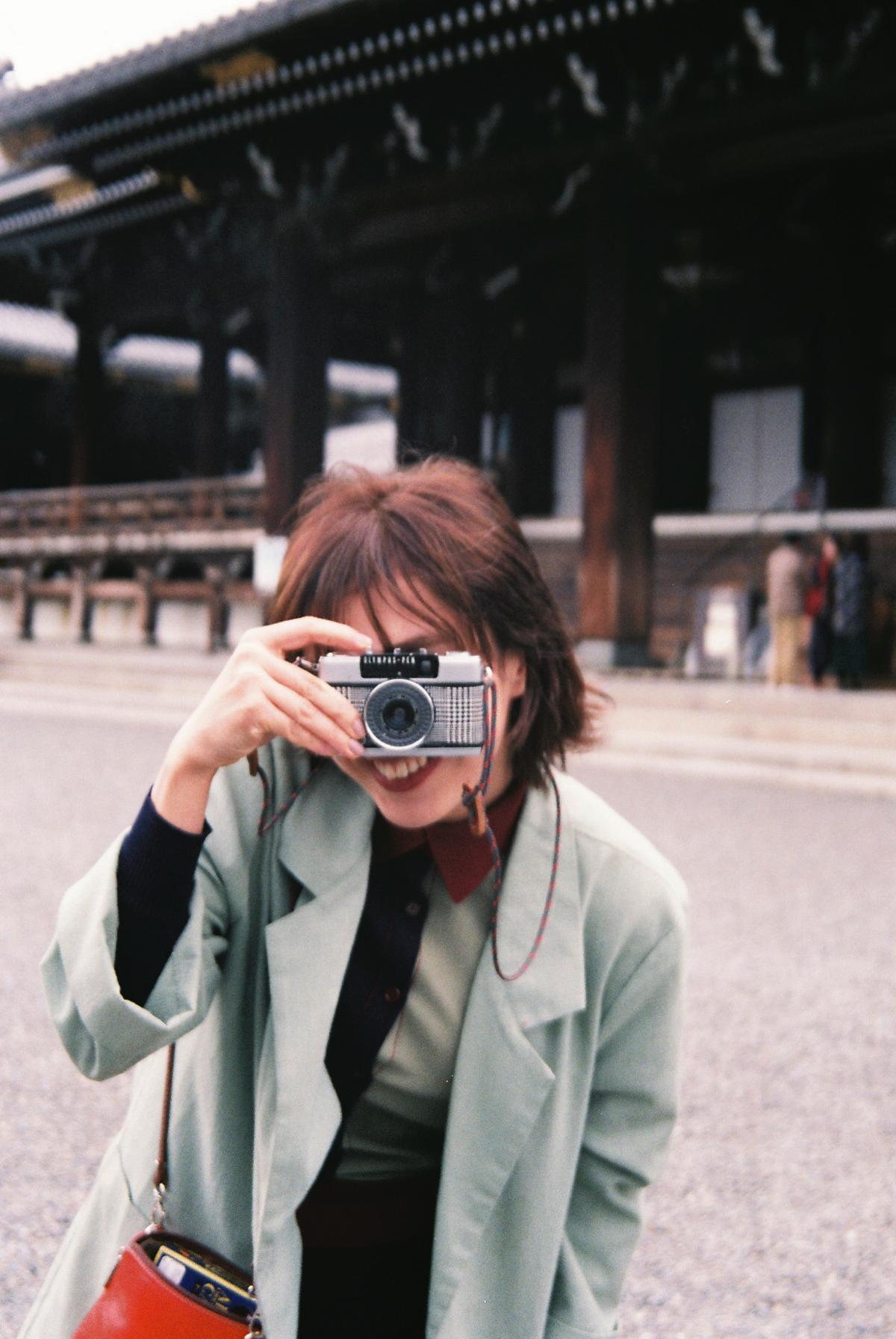 モーガンまあら 京都 Kyoto Mala Morgan 東本願寺 Higashihonganji_フィルム3