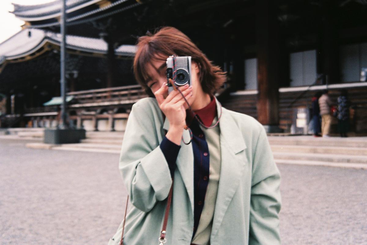 モーガンまあら 京都 Kyoto Mala Morgan 東本願寺 Higashihonganji_フィルム2