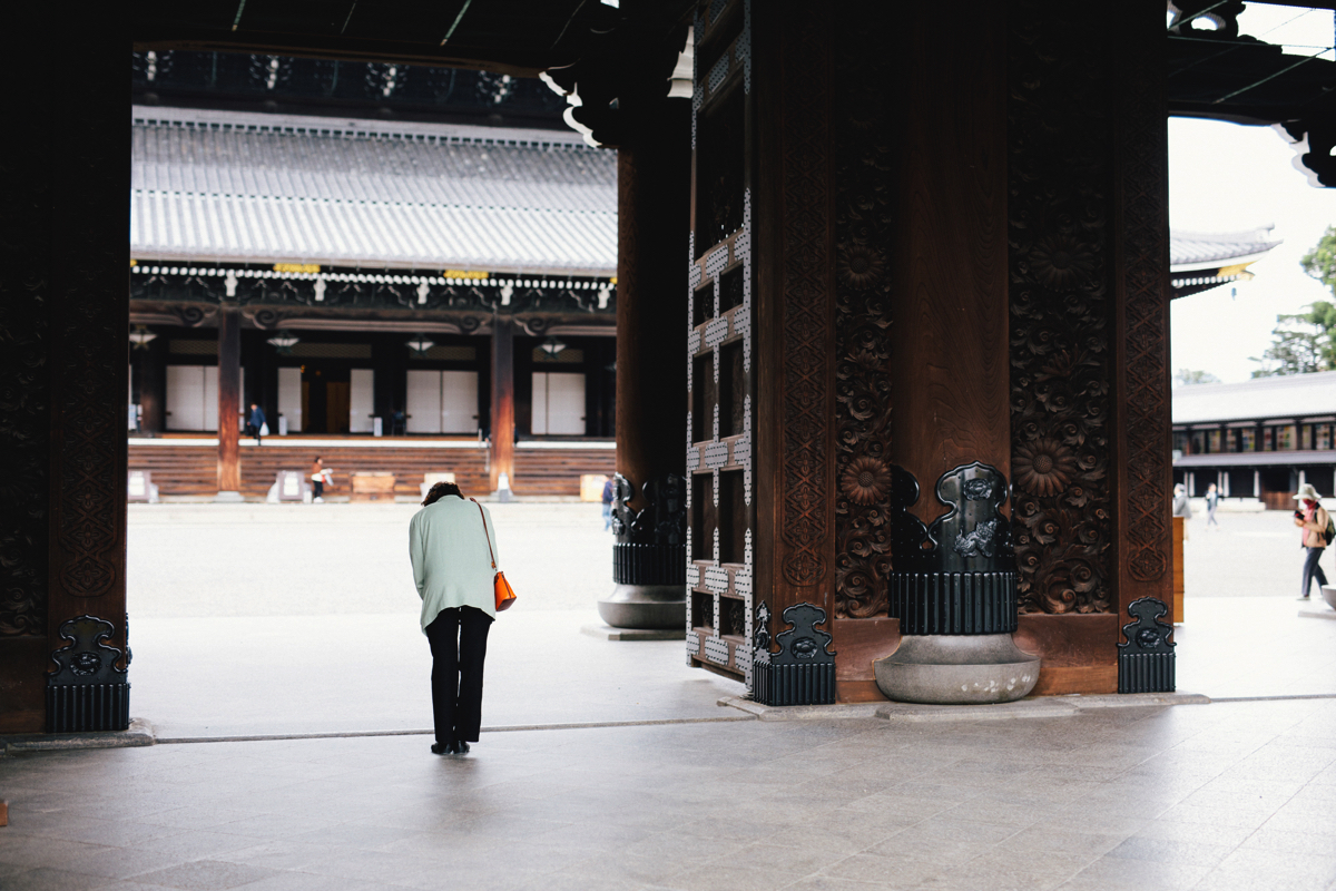 モーガンまあら 京都 Kyoto Mala Morgan 東本願寺 Higashihonganji_2