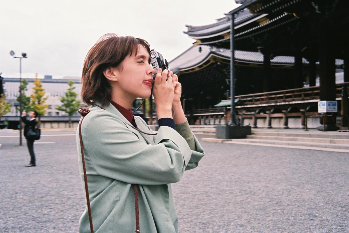モーガンまあら 京都 Kyoto Mala Morgan 東本願寺 Higashihonganji_フィルム