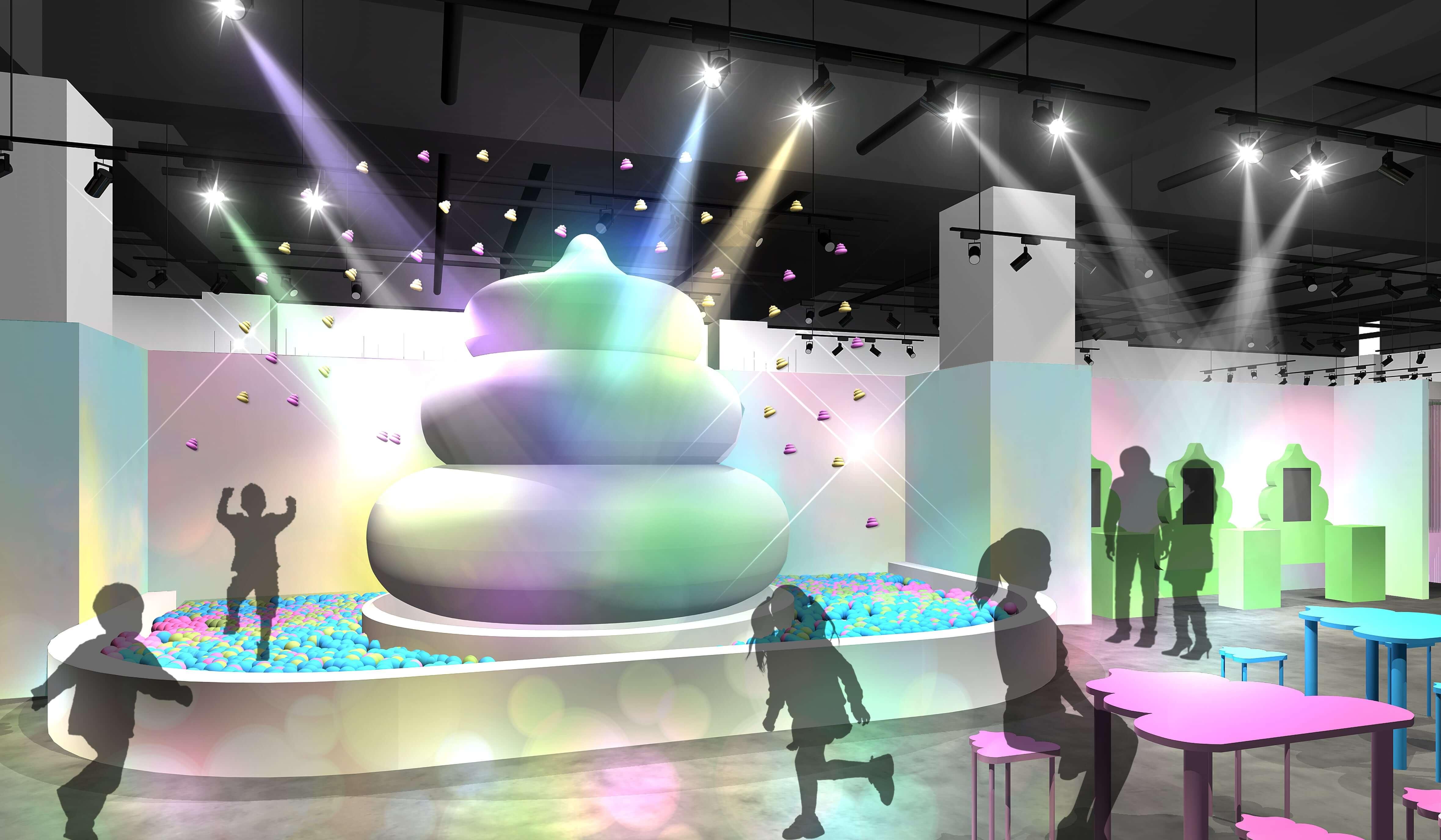 横浜駅東口に2019年春開業の複合型体験エンターテインメント施設ビル・アソビル2階「ALE,BOX(エールボックス)」内に、「うんこミュージアム  YOKOHAMA(よこはま)」