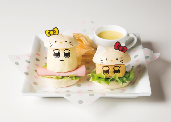 ポプテピピック×サンリオキャラクターズカフェ Pop Team Epic sanrio