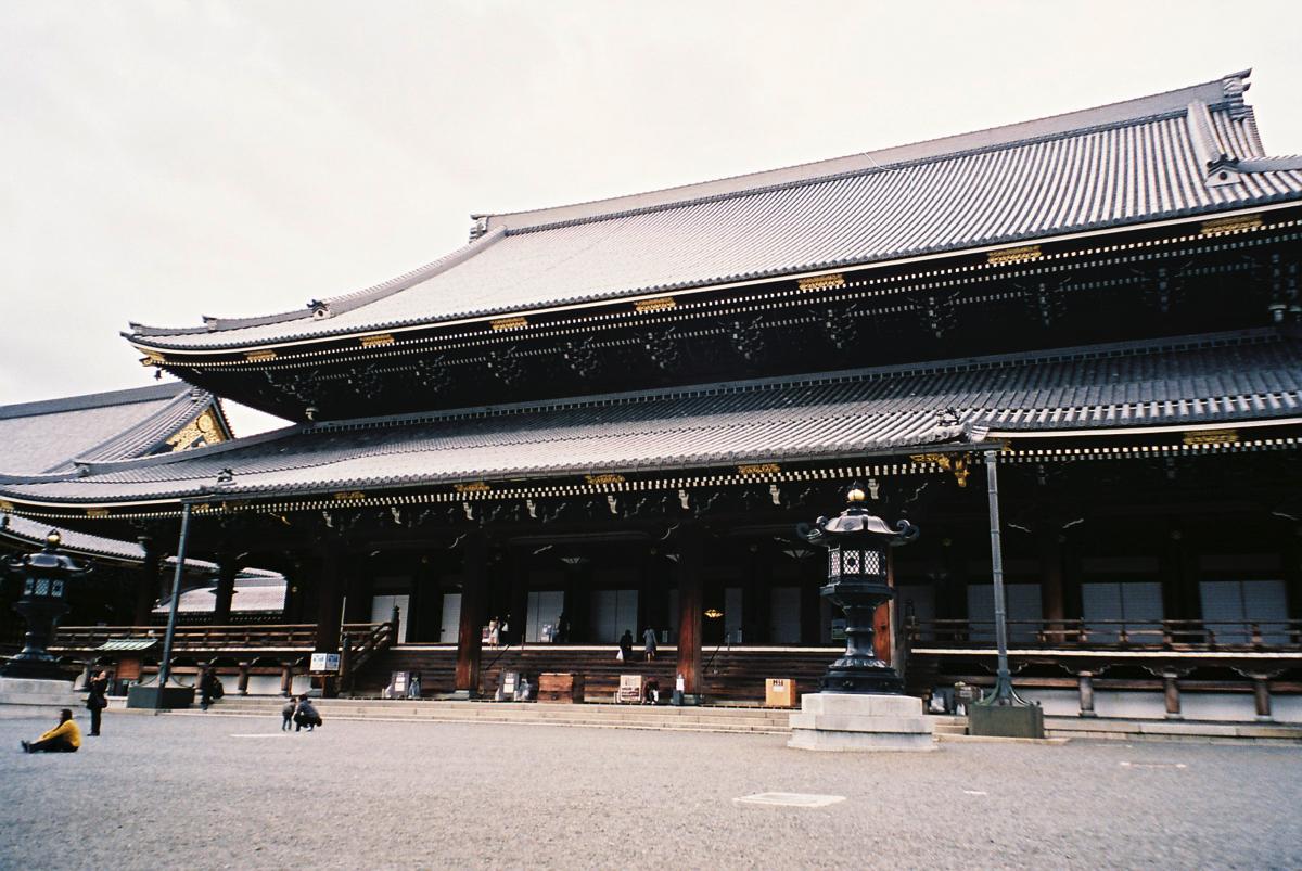 京都 Kyoto 東本願寺 Higashihonganji