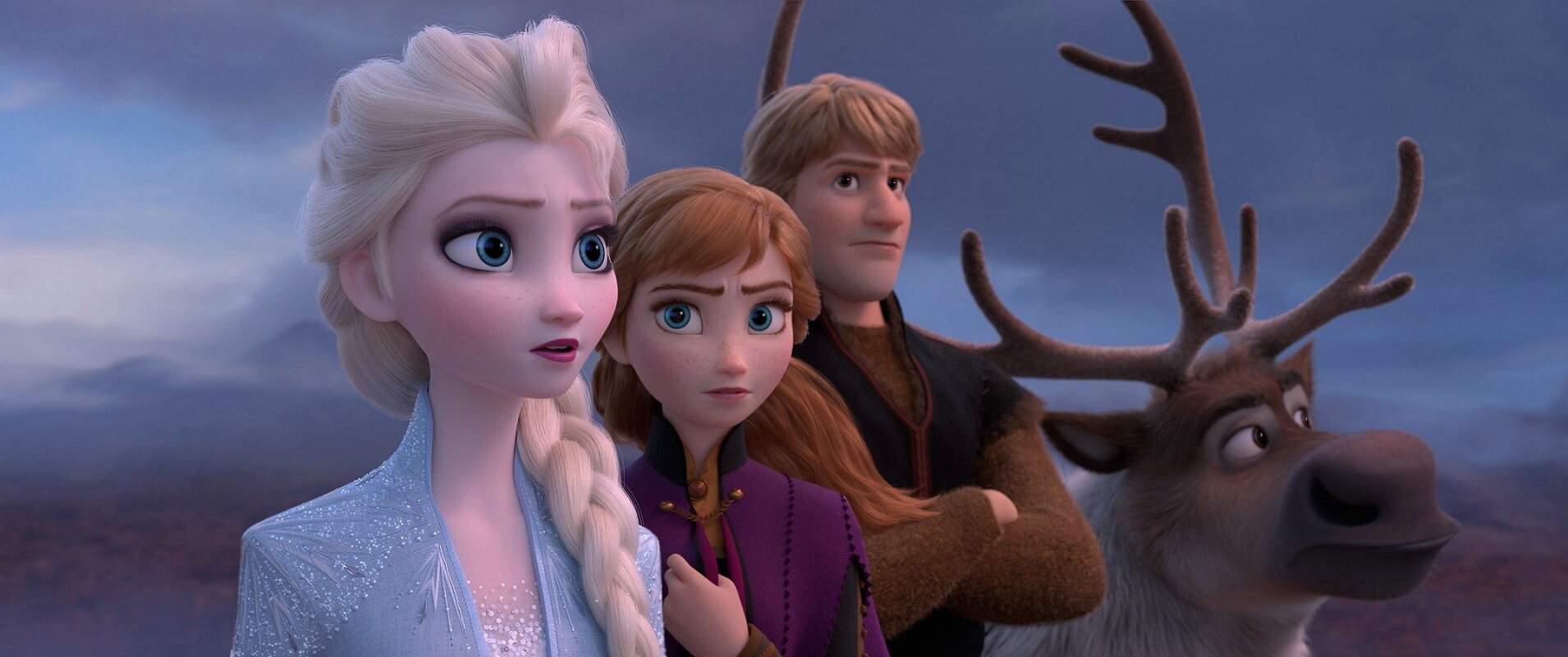 Frozen 2 to be released in America and Japan at the same