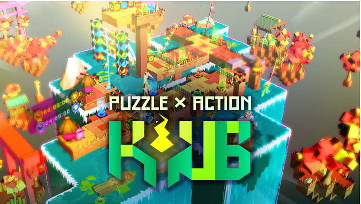 Xbox One Puzzle Game KYUB Launches On Nintendo Switch