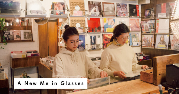 A New me in Glass メガネ03 copy