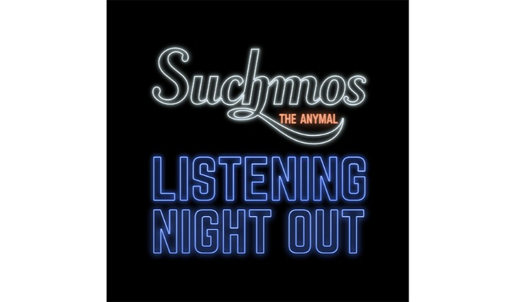 Suchmos『THE ANYMAL』Listening Night Out