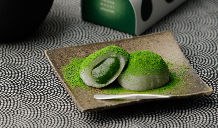 matcha-mochi-tsujiri-都路里 抹茶 餅