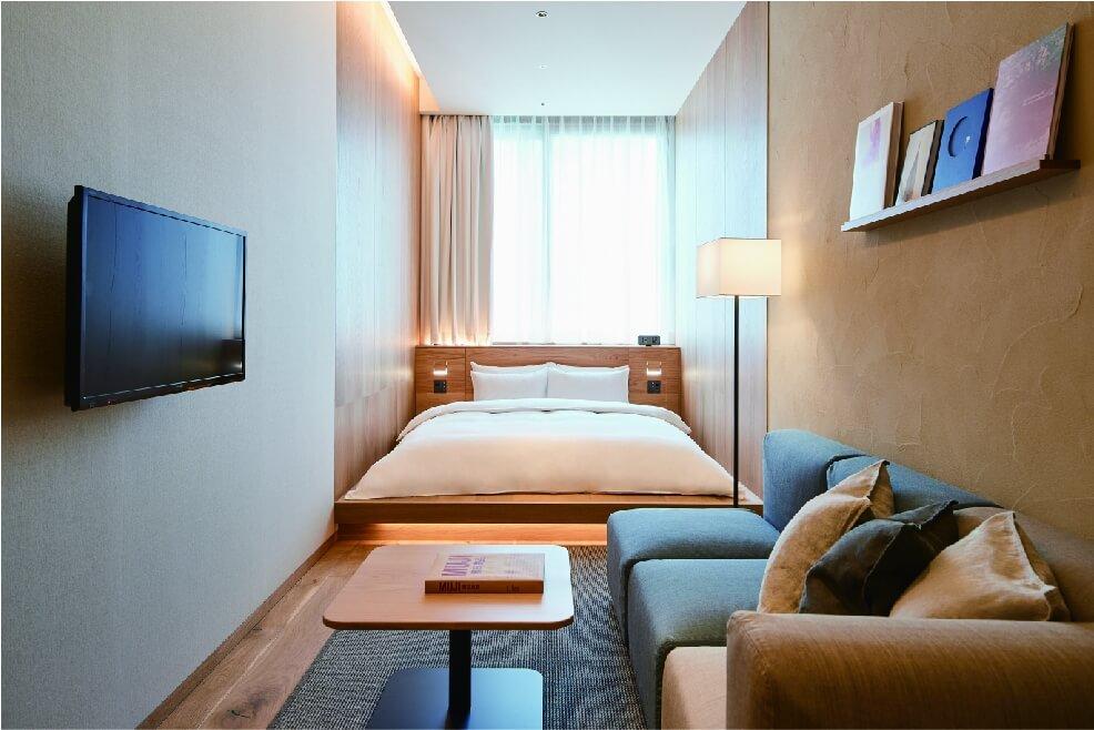 MUJI HOTEL GINZA_ムジホテル銀座_オープン_open_開業_予約_reservation_room_部屋_2