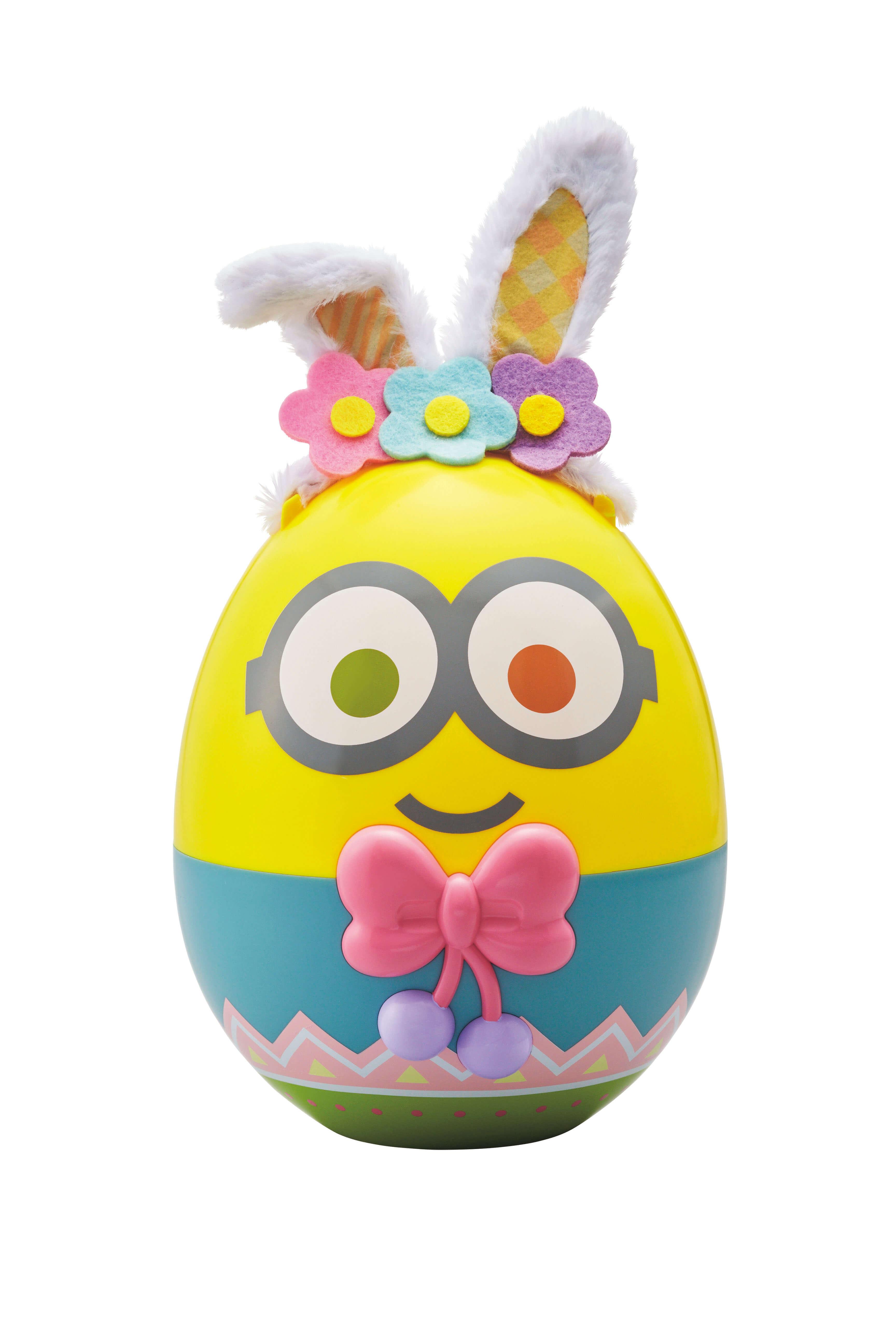 Pascua 8 apoyos de la foto hace su propia huevos de pollo Conejo Flores caza de huevos de Pascua