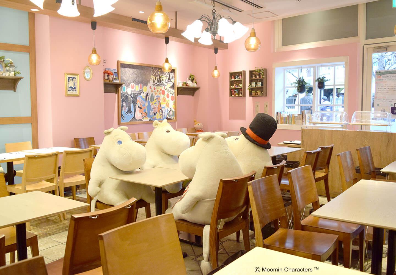 ムーミンカフェ_、「PANNUKAKKU たべよう、パンケーキフェア_moomincafe_tabeyou_pancake_fair__ムーミンベーカリー&カフェ 東京ドームシティ ラクーア店_tokyodomecity