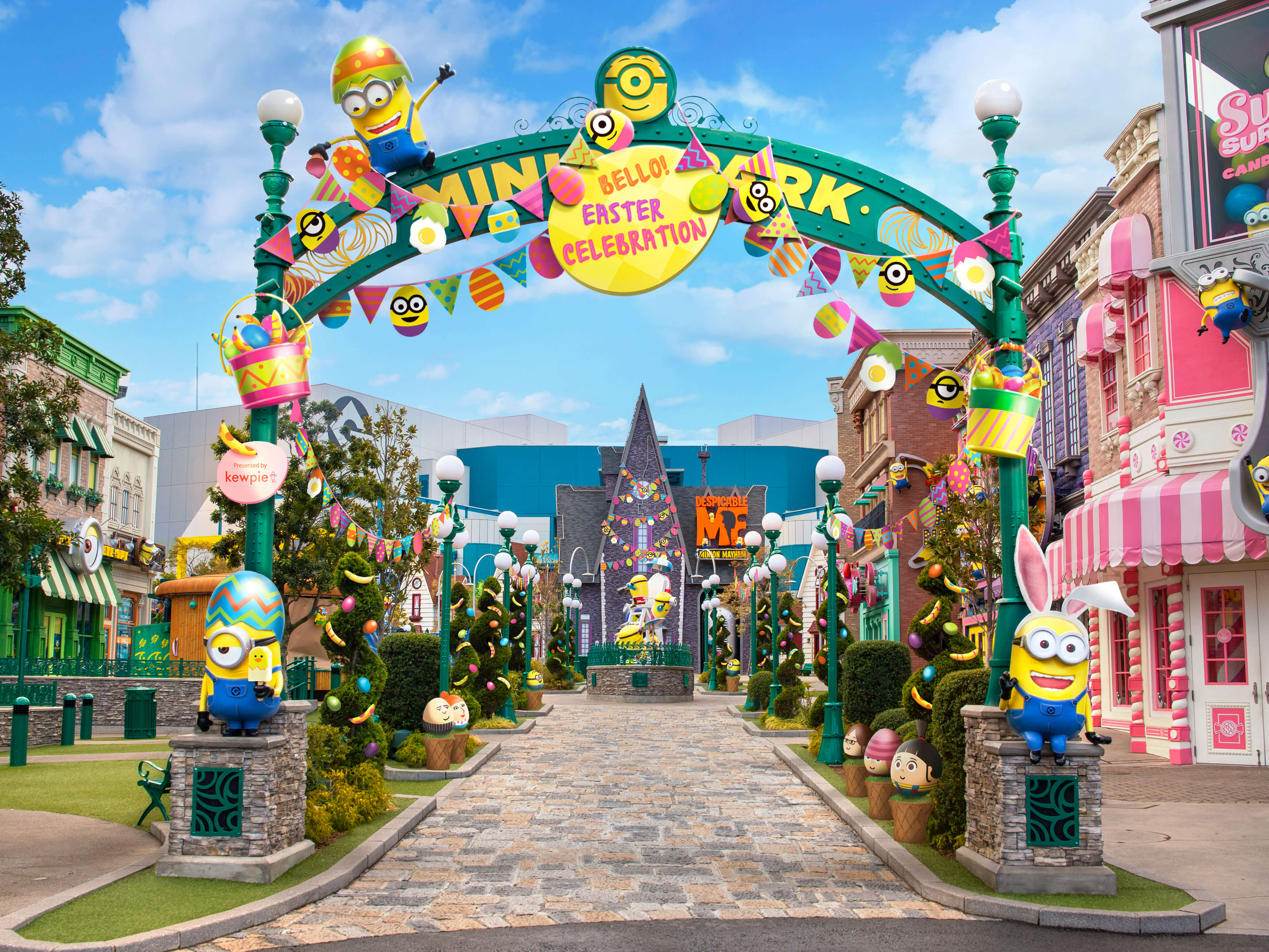 Garden Centre: Universal Studios Japan's Easter Celebration To Take Place Across 2 Areas